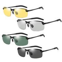 Car Anti-Glare Night Vision Goggles Glasses Polarized Driving Driver Sunglasses