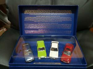 Corgi 1/43 scale RS00001 Ford Escort RS Collection BNIB
