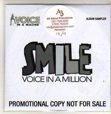 (BV2) Voice In A Million, Smile - DJ CD
