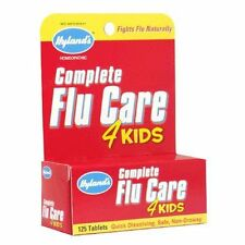 Hyland's Complete FLU CARE For KIDS, Hyland's HOMEOPATHIC 125 dissolving tablets
