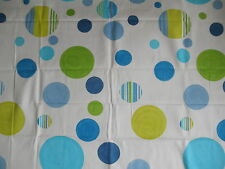 65cm DESIGNERS GUILD Notting Hill cotton fabric remnant... planets/solar system