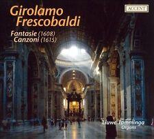 Fantasie 1608 Canzoni 1615, New Music