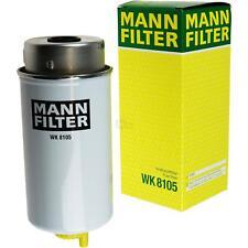 Original hombre-filtro Filtro de combustible WK 8105 fuel filter