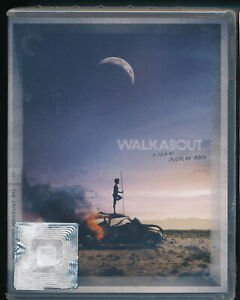 EBOND Walkabout - Criterion Collection BLU-RAY  USA EDITION D380002