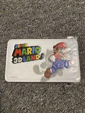 Mario 3d Land And Mario Kart 7 Preorder 3ds Case
