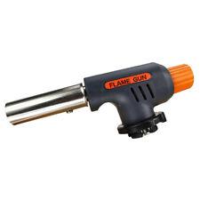 BBQ Flame Gun Butane Gas Torch Burner Cooking Portable Auto Ignition -E