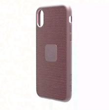 CYGNETT SLIM CASE WITH CARBON FIBRE FOR IPHONE X - ROSE GOLD