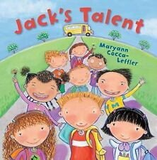 Jack's Talent by Cocca-Leffler, Maryann