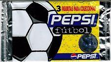 Peru Pepsi Futbol Soccer Tradind Cards Pack