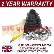 Split Type CV Boot Gaiter Kit - 2 YEAR GUARANTEE - EASY FIT - NO DISMANTLING