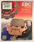 Triumph Daytona 600/650 03 to 05 EBC pastillas de freno traseras sinterizadas