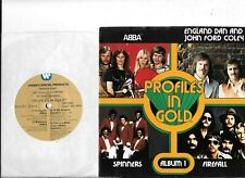 """WARNER BROTHERS * Sampler 7"""" 33 45 * ABBA * 8 ! Song EP * 1978 * MINT PS Vol. 1"""