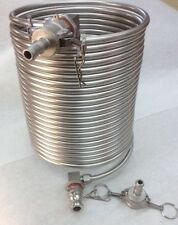 HERMS COIL 50' WITH FITTINGS & QUICK DISCONNECTS BREW KETTLE