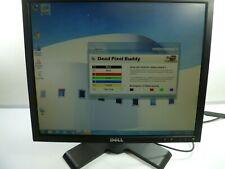 """DELL ULTRASHARP P190ST 19"""" MONITOR VGA DVI DESKTOP LCD W/STAND & CABLES GRADE A"""