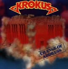 Change of Address 0743212586824 by Krokus CD