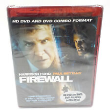 Firewall HD-DVD & DVD Combo Format, Brand New & Factory Sealed