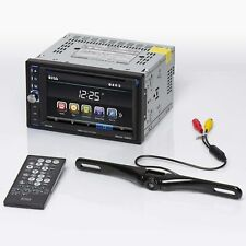 BOSS Audio BV9358RC Car Stereo DVD Player – Double Din, New, Free Shipping