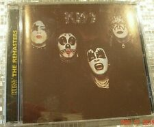Kiss [Remaster] by Kiss (Sealed CD, Jul-1997, Casablanca)