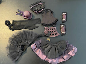 Dollheart Scorpio UD000024 Outfit For Slim BJD 1/4 MSD