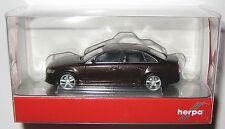 Herpa 033893-003 Audi A4 Limousine teakbraunmet. 1:87 HO