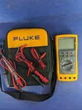 Fluke 789 Processmeter, Excellent, Screen Protector, Soft Case, More