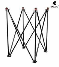 Steel Iron Adjustable Easy Foldable Indoor Carrom Board Stand