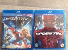 The Amazing Spider-Man 1 & 2 on Blu-Ray