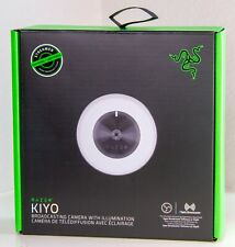 Razer Kiyo Full HD 1080p Streaming Webcam With Ring Light - New & Sealed!