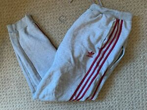 Adidas Originals Cotton Sweatpants Jogger Bottoms Tracksuit Track Pants XL Mens