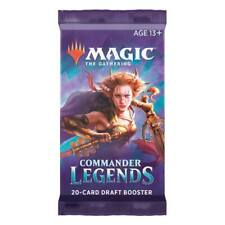MTG Commander Legends Collectors // Draft Booster Magic the Gathering