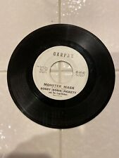 45 RPM, Monster Mash, Boris Bobby Pickett and The Crypt-Kickers
