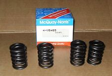 Mopar VS465, Valve Spring 2121071 Dodge Plymouth 1964-1988 New E146DU Set of 4