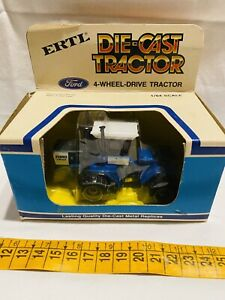 Ertl Tractor Ford FW60 4 Wheels Drive 1:64 Vintage New