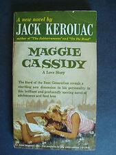 "Jack Kerouac    "" Maggie Cassidy ""   Avon G-1035   1959"