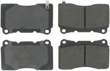 Disc Brake Pad Set Street Select Brake Pads Front,Rear Stoptech 305.10010
