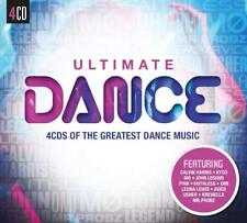 4CDs OF THE GREATEST DANCE MUSIC ~ HITS BY FAITHLESS,LITTLE MIX,USHER,FELIX ETC