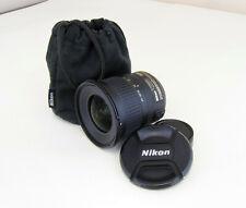 Nikon NIKKOR 10-24mm f/3.5-4.5G AF-S DX ED Ultra Wide-Angle Zoom Lens