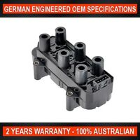 Ignition Coil Pack for Holden Vectra JR JS X25XE 2.5L Rectangle Plug ref IGC167
