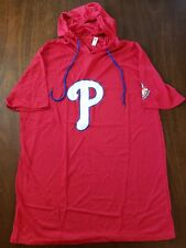 Philadelphia Phillies SGA Hooded T-Shirt Large 2019