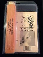 NEW - Tom Gaskins Original Turkey Call -Handmade One Piece Box Call- Made in USA