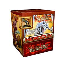 Heroclix Yu-Gi-Oh! SERIES 1 Gravity Feed Display Box 24 Packs Wizkids New Sealed