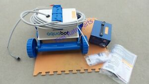 Aquabot Pool Rover Hybrid Swimming Pool Cleaner APRV Automatic Cleaning Filter
