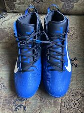 New Nike Force Zoom Trout 5 V Metal Baseball Cleat Navy size 11.5 AH3373 400