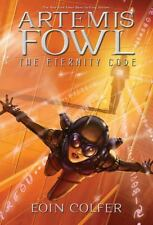 Artemis Fowl: The Eternity Code Book Series 3 Eoin Colfer Hardcover Teen Reading