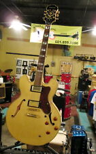 EPIPHONE Sheraton II NA Model Blonde July 2009 - As Is Read Please LOCAL ONLY