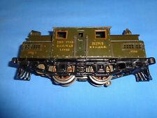 IVES #3253 0-4-0 Electric Locomotive. Runs.