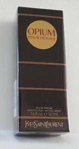 OPIUM POUR HOMME Eau de Parfum 50ml SPRAY MEN ( SEALED BOXED ) RARE*************