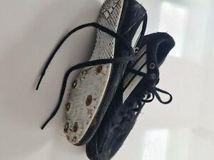 Adidas running spikes 3.5