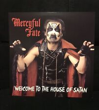Mercyful Fate - Welcome To The House Of Satan... Live Lp, Rare, Heavy Metal