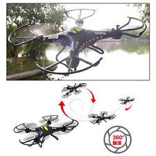 Drone Hélicoptère 6 Axes + Caméra 2MP Intégrée Radio Télécommandé 100M / BK